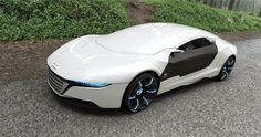 Audi A9 Concept