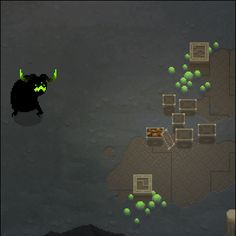 GIFs of games being worked on
