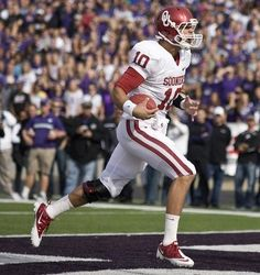 Blake Bell impressive in Sooners' Red-White scrimmage performance - #examinercom