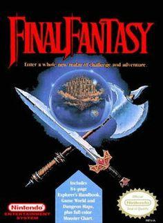 Final Fantasy - Nintendo (1990)