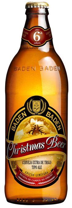 Baden Baden Christmas Beer