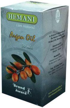 Hemani Argan Oil