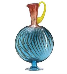 KOSTA BODA Engman, Kjell Jug/decanter/carafe ART GLASS 20th century, Sweden in Pottery, Glass, Glass, Art Glass | eBay