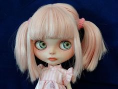 OOAK Custom Blythe doll APRIL with ooak outfit by by Marinart, $550.00