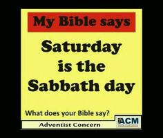 Yaaaaaassss! Catholics changed the Sabbath day for some reason & people just follow along!