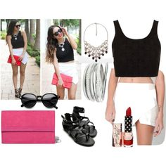"""""""I can look like this"""" by carolwatergirl on Polyvore"""