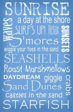 Beach Quote - 50 Warm and Sunny Beach Therapy Quotes - Style Estate -