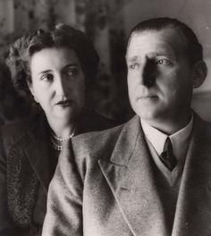 carolathhabsburg:  Don Juan & Doña Maria de las Mercedes, the count and countess of Barcelona. 1930s.