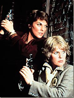 """""""Cagney and Lacey"""" TV show"""