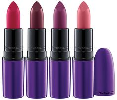 MAC Magic of the Night Collection for Holiday 2015 Jazz it up with new Colourdrenched Pigment, whose highly pearlized creamy hues glisten against skin. Lip