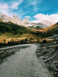 Dolomites in Italy / photo by Vadim Sherbakov