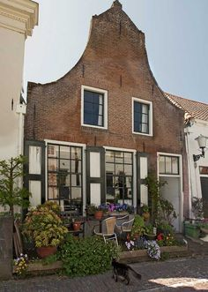 Lovely old house...Elburg (The Ned)