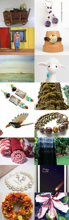 Great Gift Ideas! by Claude Freaner on Etsy--Pinned+with+TreasuryPin.com