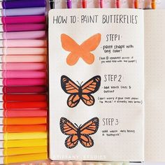 Butterflies seems so hard to make but with this Butterfly Painting tutorial by it now look so easy! Butterflies seems so hard to make but with this Butterfly Painting tutorial by it now look so easy! Easy Canvas Art, Simple Canvas Paintings, Small Canvas Art, Easy Canvas Painting, Cute Paintings, Mirror Painting, Mini Canvas Art, Diy Canvas, Diy Painting