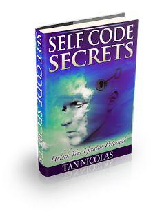 """you reed book: """"Self Code Secrets"""