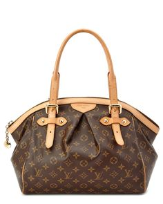 Louis Vuitton Monogram Canvas Tivoli GM. I think I need one before they are impossible to find.