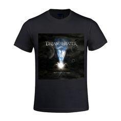 >> Click to Buy << Design Your Own T Shirt Dream Theater Black Clouds Silver Linings Design Your Own T Shirts Mens Round Neck #Affiliate