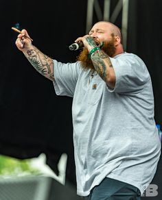 Action Bronson @ Governors Ball 2016, Randall's Island, NYC