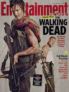 mid-season finale TOMORROW! Cannot wait to see Daryl and Merle reunite! What will happen!?