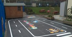 Play Area Graphics in Greater Manchester