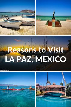 Reasons to Visit La Paz, Mexico | Seriously, there are only a handful of places that we'd consider living in this world, and La Paz is one of them. Why do you ask? Well, let me tell you all there is to do in La Paz. | The Planet D Adventure Travel Blog