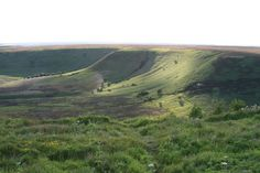 the hole of horcum, north yorkshire