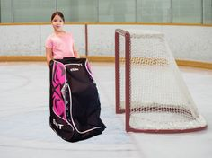 One of the many products in the Grit line up is the Grit Hockey Youth Tower. The size is perfect for the little ones and it has all the sections for gear. Canada Hockey, Youth, Tower, Lathe, Young Man, Towers, Young Adults, Teenagers, Building