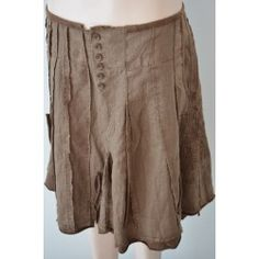 Desigual dámská sukně tmavě hnědá 42 Skirts, Men, Fashion, Moda, Fashion Styles, Skirt, Guys, Fashion Illustrations