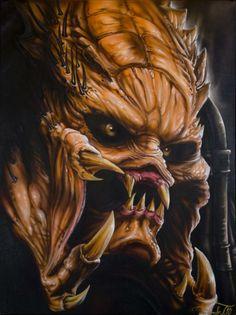 Predator Art   Perfect Image > Predator
