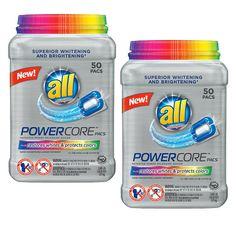 En Target los All Powercore Pacs de 50 ct están a $9.99 regularmente. Cuando compras (2) recibes $5.00 en una gift card de Target. Utiliza ...