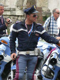 Polizia, Italian Police