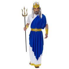 Neptune Mens Costume