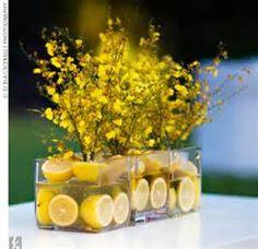 Non Floral Wedding Centerpieces