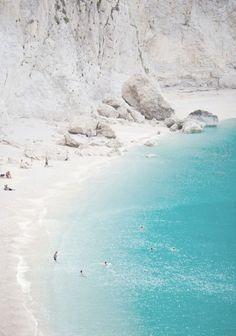 Lipari Beach, Aeolian Islands, Sicily