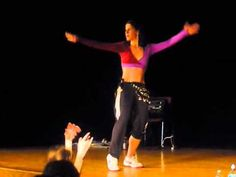 "Bollywood Zumba routine ""Say Na Say Na"" - this girl does great routines!!"