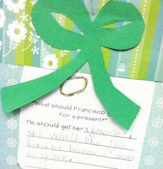 Mrs. A's FIRST GRADE : Mama's Birthday Present