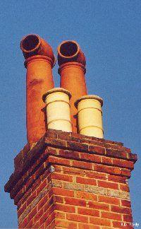 more English Chimneys