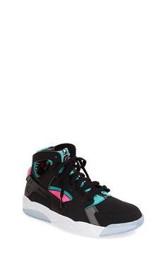 newest e7f0e d75a8 Nike  Air Flight Huarache  Basketball Shoe (Big Kid) available at  Nordstrom
