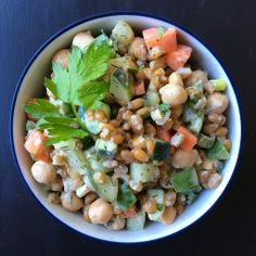 Perfect Protein Salad