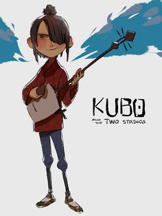 Kubo from Kubo and the Two Strings
