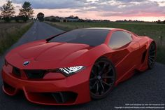 BMW GT M1 - not sure where this concept came from but it is a work of art!  via beirutnightlife.com
