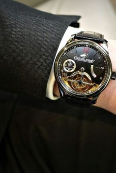 Greubel Forsey men's watch
