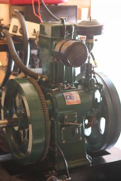 If you are looking for a proven reliable, durable engine/generator for your homestead you might want to consider a slow turning, cold starting Lister type machine. They are renowned world… Small Diesel Generator, Power Generator, Energy Storage, Gasoline Engine, Vintage Farm, Off The Grid, Steam Engine, Alternative Energy, Survival Prepping
