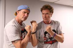 Chad Smith vs. Will Ferrell Drum-Off