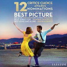 La La Land - A great movie!