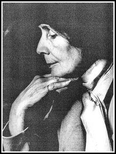 Cléo de Mérode_Cecil Beaton, 1964