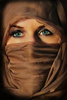 The soul speaks through the eyes.