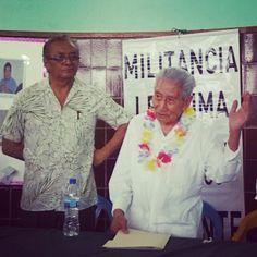 Nuestro gran luchador social, Guerrerense, orgullo de MORENA; Dr. Pablo Sandoval.
