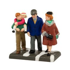 """Department 56: Products - """"A Family Holiday Tradition"""" - View Accessories  Wish list"""