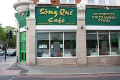 Song Que @ Hoxton  best vietnamese restaurant  134 Kingsland Road  E2 8DY